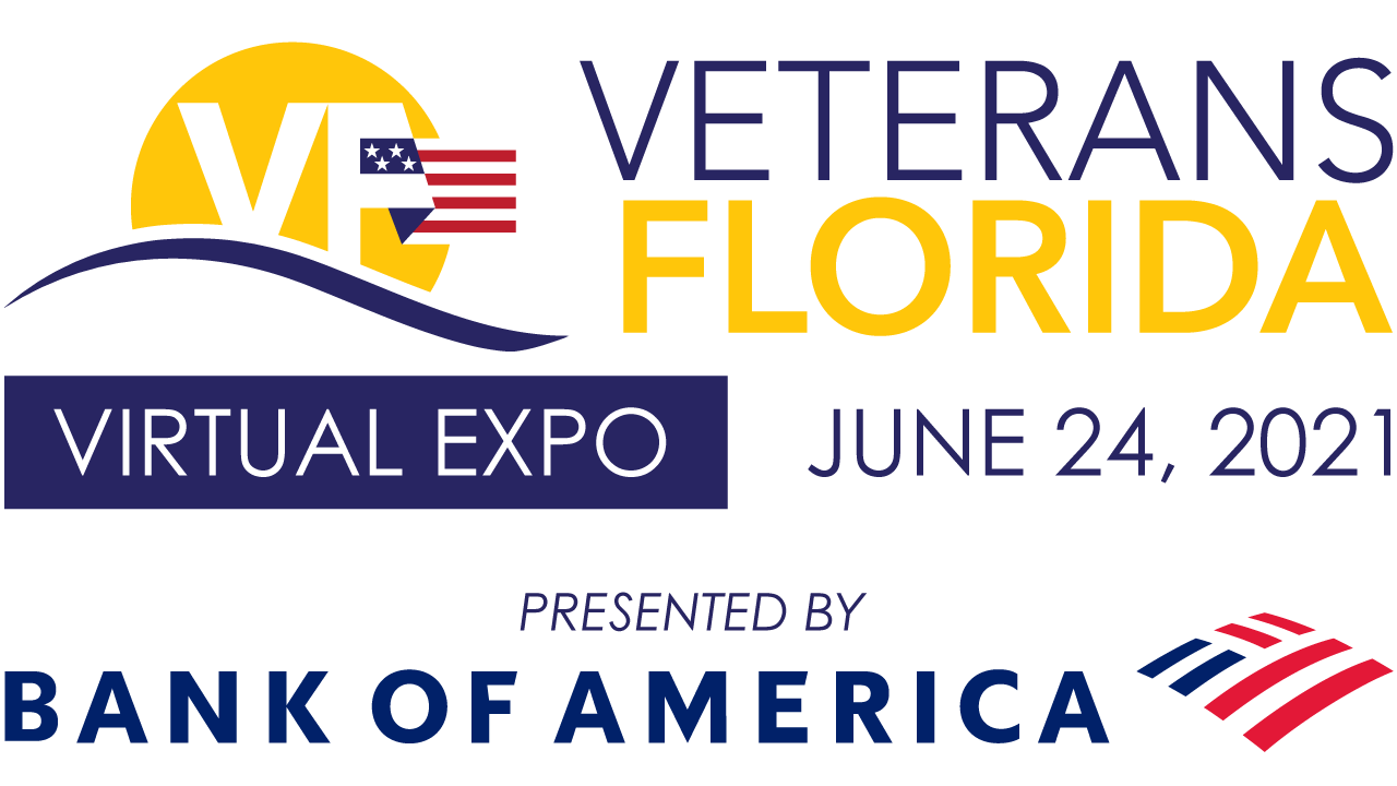 2021 Veterans Florida Expo Logo